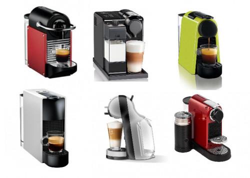 картинка - Капсульная кофемашина